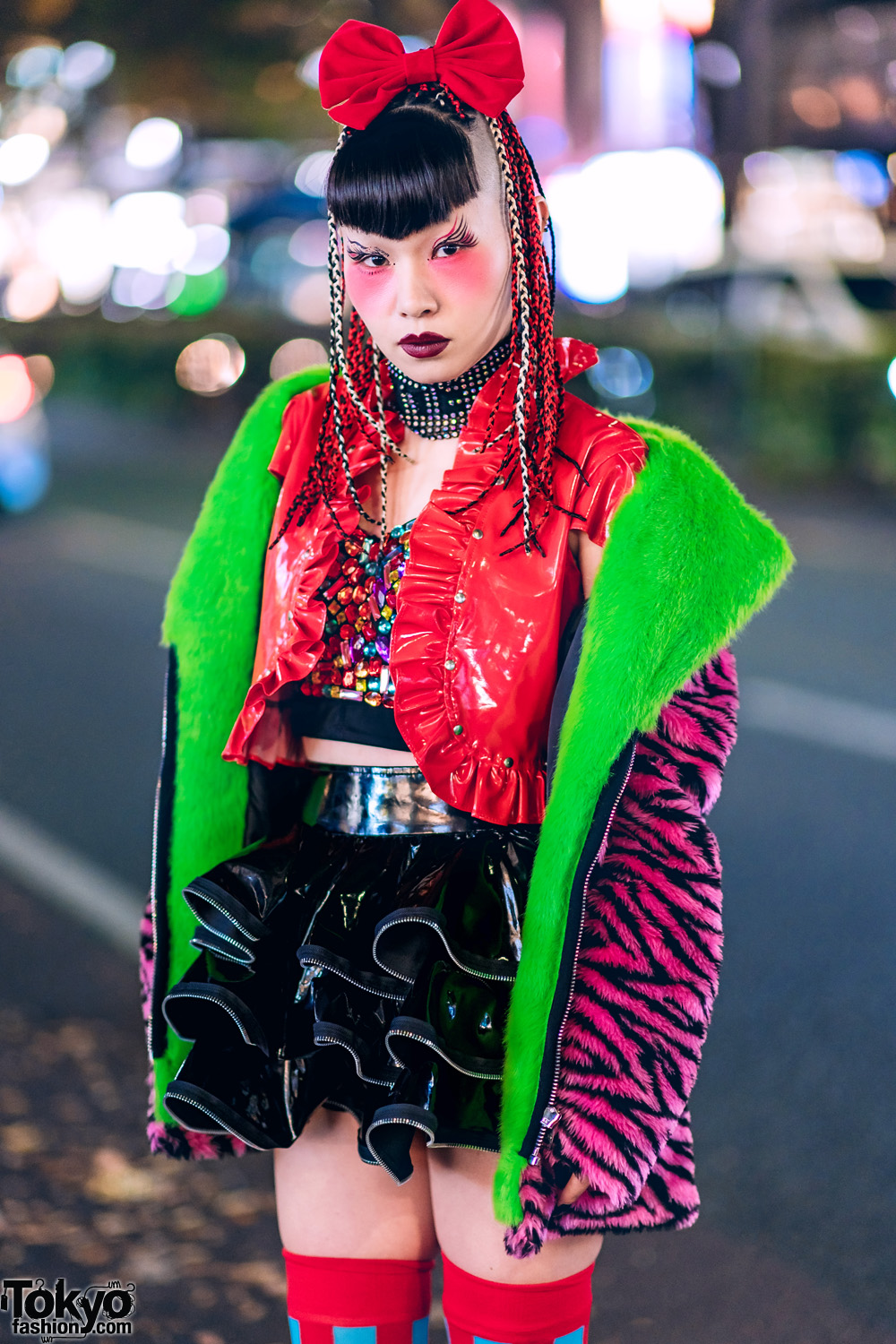 Conceptual Fashion Amp Edgy Avant Garde Tokyo Street Style W