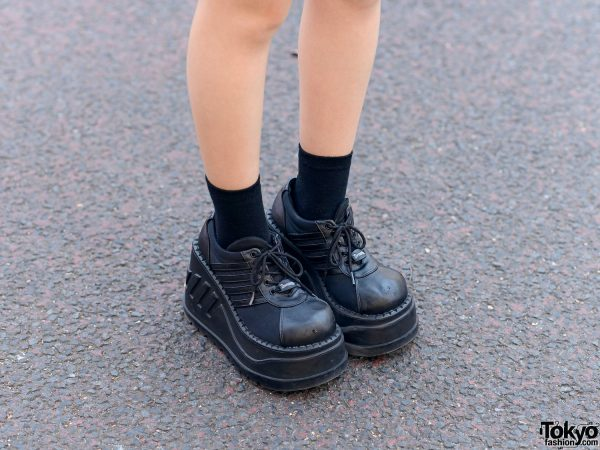 Platform Sneakers – Tokyo Fashion