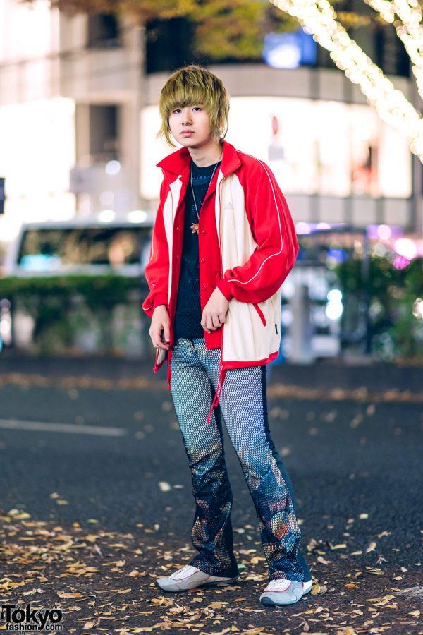 Tokyo Streetwear w/ Adidas, Yves Saint Laurent & Prada