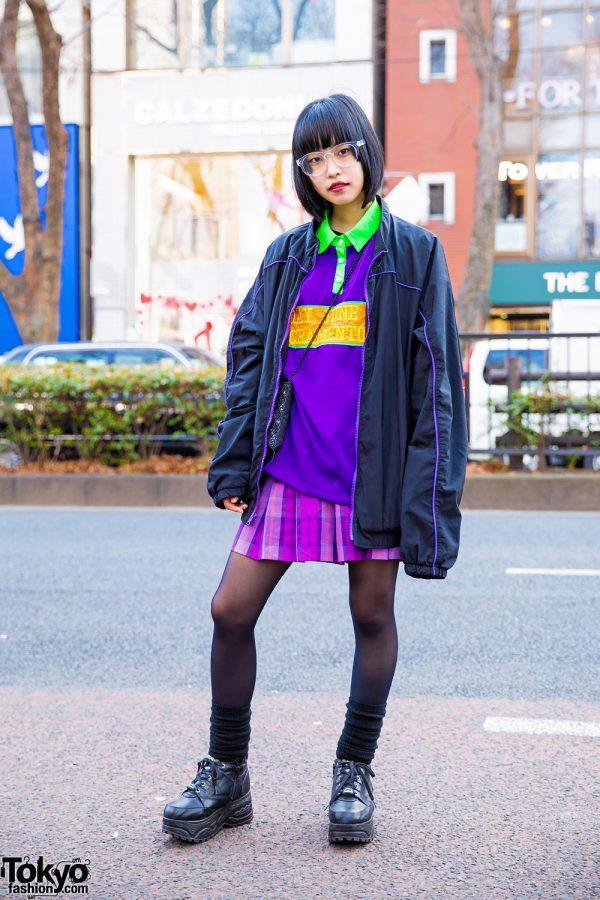 Tokyo Colorful Style w/ Vintage & Handmade Fashion, Mercari, SosoAmericanBoy & Yosuke