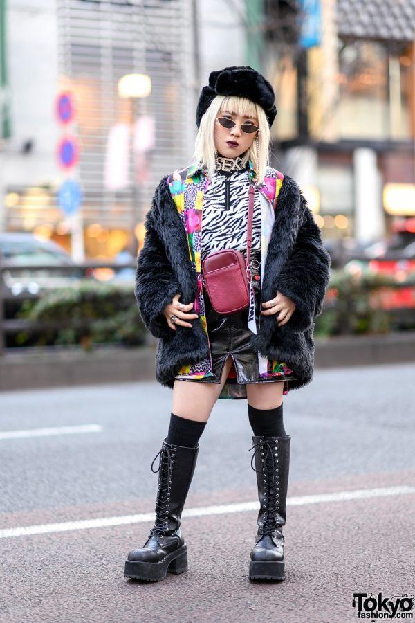 Harajuku Street Style w/ Kawi Jamele, Konenai, Never Mind the XU, Gallerie & Oh Pearl