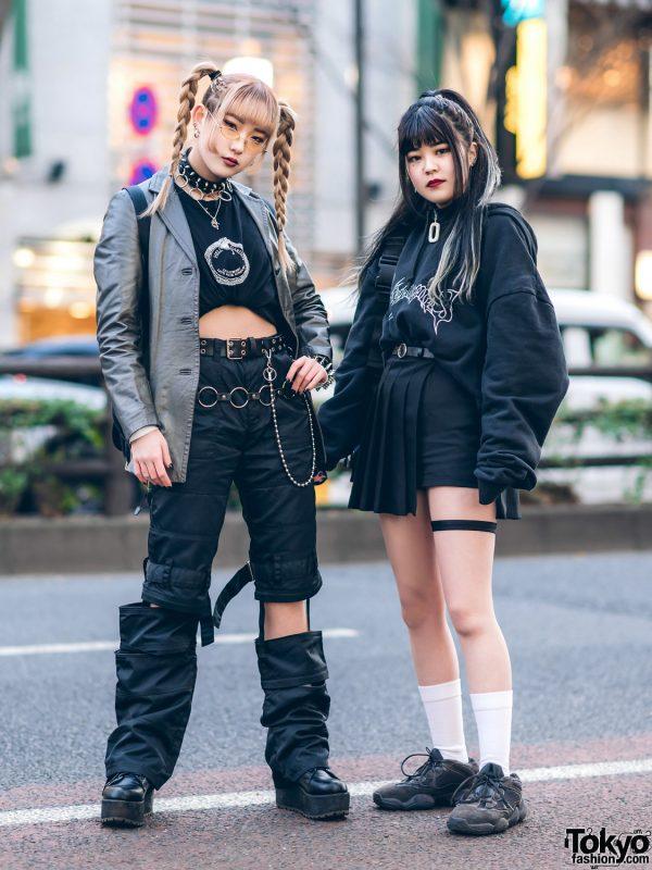 Tokyo Girls Streetwear w/ Hellgarden BKK, Drug Honey, Prada, (ME)Harajuku, Vetememes & Yohji Y-3