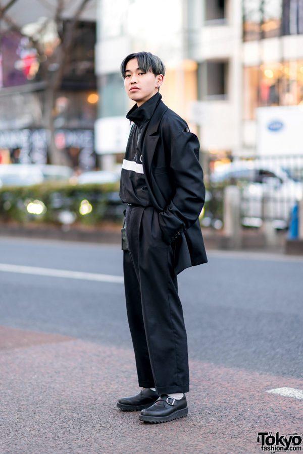 All Black Harajuku Style w/ Ambush, Fat & Hare