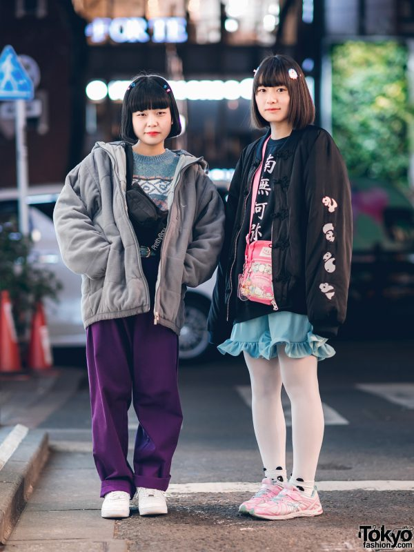 Tokyo Teen Street Styles w/ Candy Stripper, Honwakapappa, Kinji, Shimamura, Syunsoku, Don Quixote, Pretty Boy Gear, & Mikansei