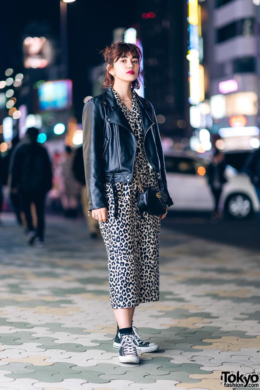 Chic Harajuku Streetwear Style W Jouetie Motorcycle