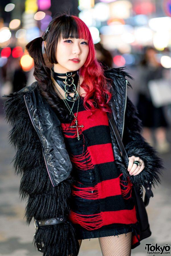 Harajuku Girls Street Styles w/ Killstar, Hellcat Punks, Demonia, Angelic Pretty, Nile Perch, Balmung & Kill Remote 7
