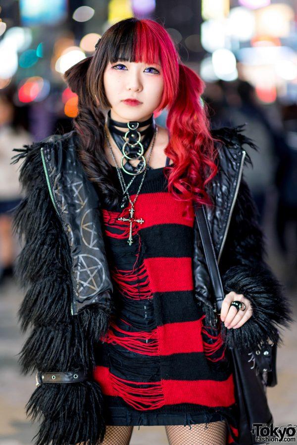 Harajuku Girls Street Styles w/ Killstar, Hellcat Punks, Demonia, Angelic Pretty, Nile Perch, Balmung & Kill Remote 8