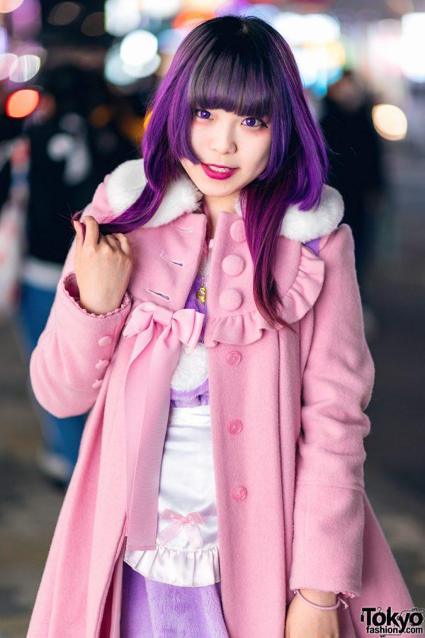 Harajuku Girls Street Styles w/ Killstar, Hellcat Punks, Demonia, Angelic Pretty, Nile Perch, Balmung & Kill Remote 13