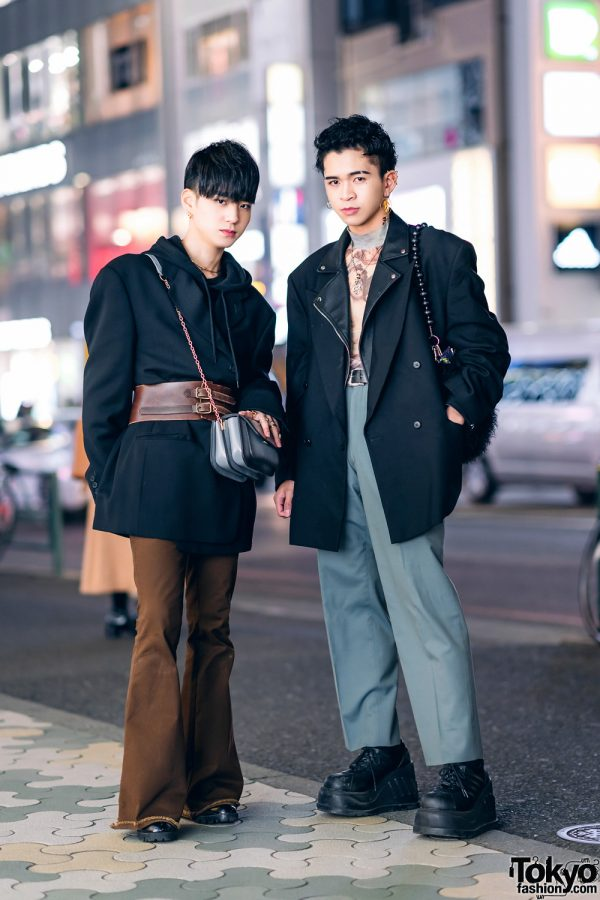 Tokyo Street Styles w/ Georgio Armani, Faith Tokyo, Forever21, King Family, (ME) Harajuku, Dior & Demonia