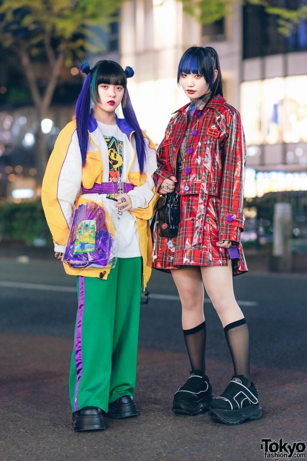 Tokyo Girls Street Styles w/ UF9193, OY, Demonia, Pinnap, RRR, WEGO & Romantic Standard 2