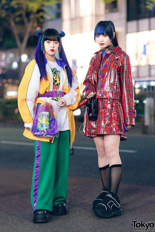 Tokyo Girls Street Styles w/ UF9193, OY, Demonia, Pinnap, RRR, WEGO & Romantic Standard 3