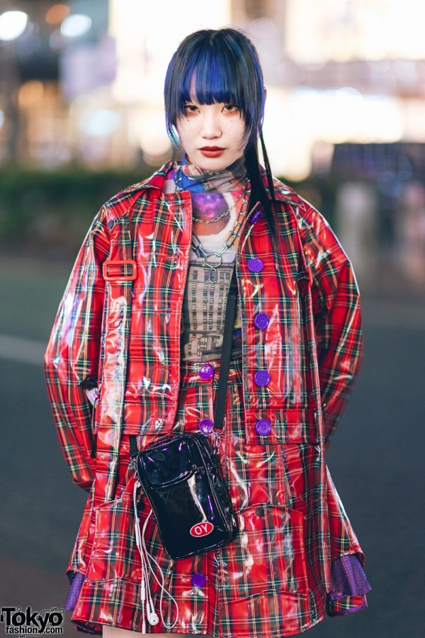 Tokyo Girls Street Styles w/ UF9193, OY, Demonia, Pinnap, RRR, WEGO & Romantic Standard 5