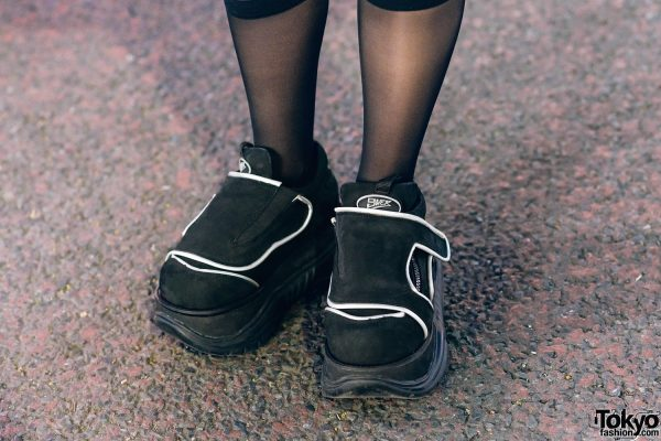 Tokyo Girls Street Styles w/ UF9193, OY, Demonia, Pinnap, RRR, WEGO & Romantic Standard 6