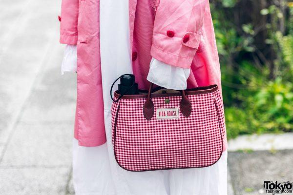 Pink Tokyo Streetwear Styles w/ Metal Vampire Fangs, M.Y.O.B., Pink House, Kobinai & Vivienne Westwood, 9