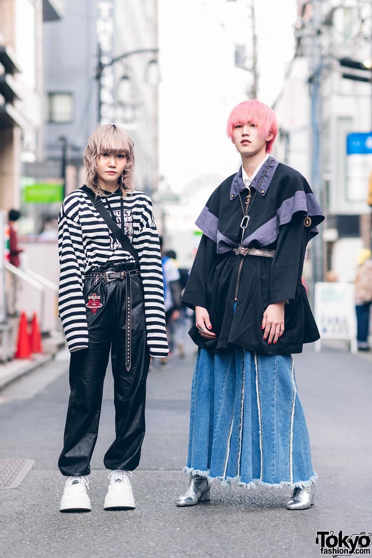wide leg jeans | Tokyo Fashion News