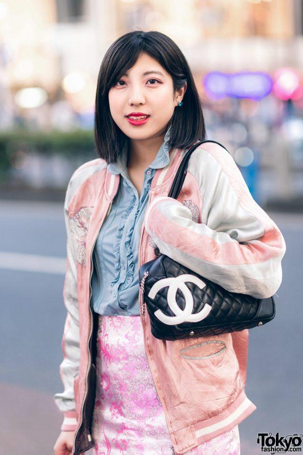 Kawaii Harajuku Girl Squad Street Styles w/ Pink Hair, Sheer Pastel Fashion, San To Nibun No Ichi, Kinji Resale & Cabbage Patch Doll 7