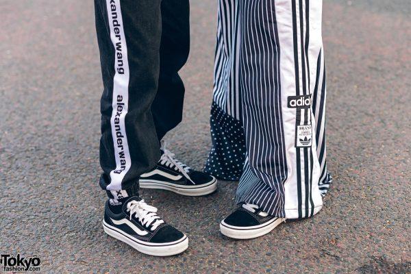 Vans Sneakers, Alexander Wang Joggers