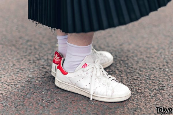 adidas stan smith comme des garcons