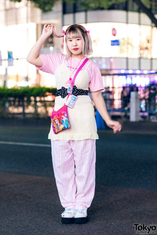 Harajuku Vintage Street Style w/ WC, Sanbiki No Koneko, Thank You Mart, Kiki2 & Happy Birthday To You