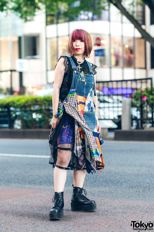 streetwear fashion dress