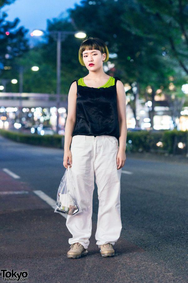 Harajuku Girl in OTOE Street Style