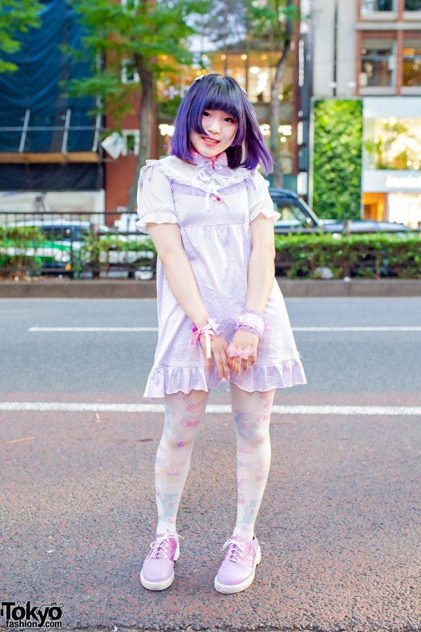 Harajuku Pastel Fashion w/ Ank Rouge, Nile Perch, Angelic Pretty, Kuuai & Conpeitou