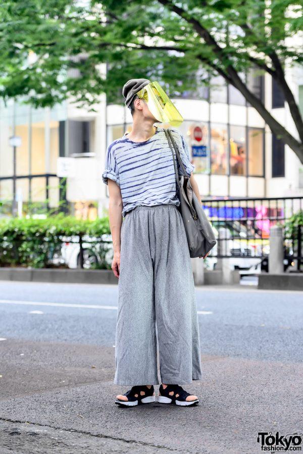COVID-19 Street Fashion in Japan