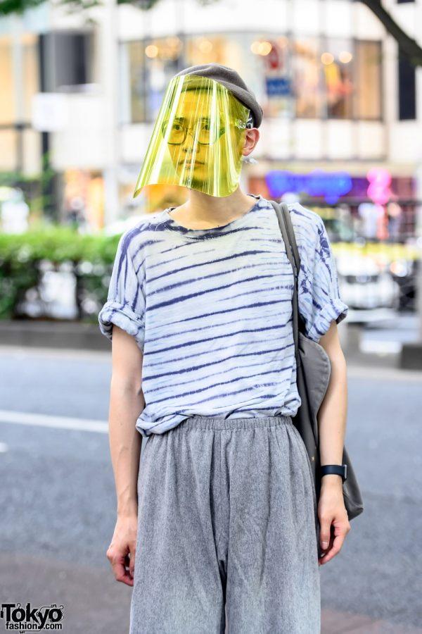 Protective Visor Street Fashion