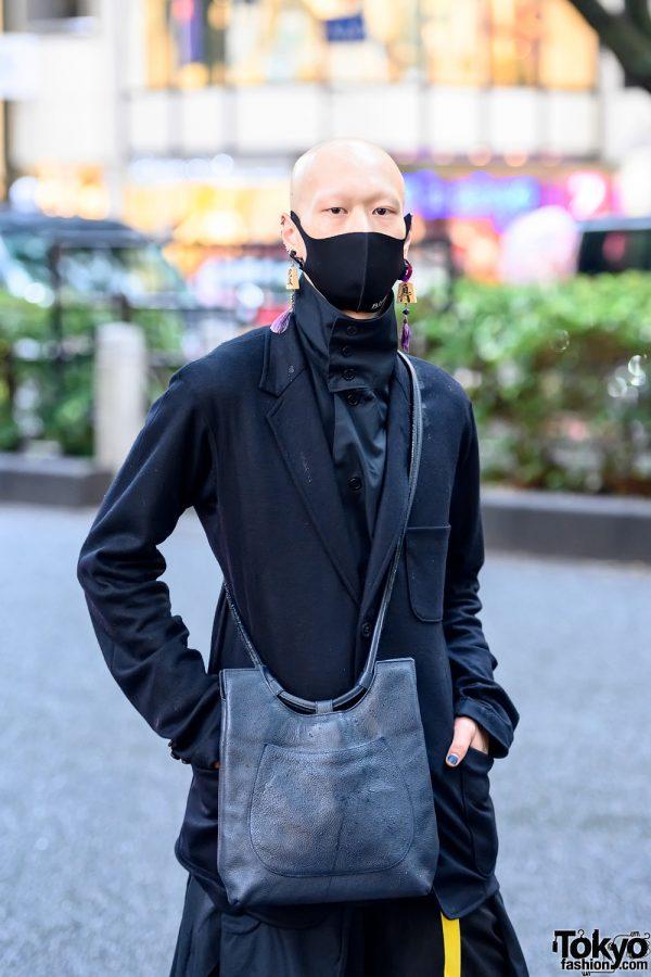 Yohji Yamamoto Fashion in Tokyo