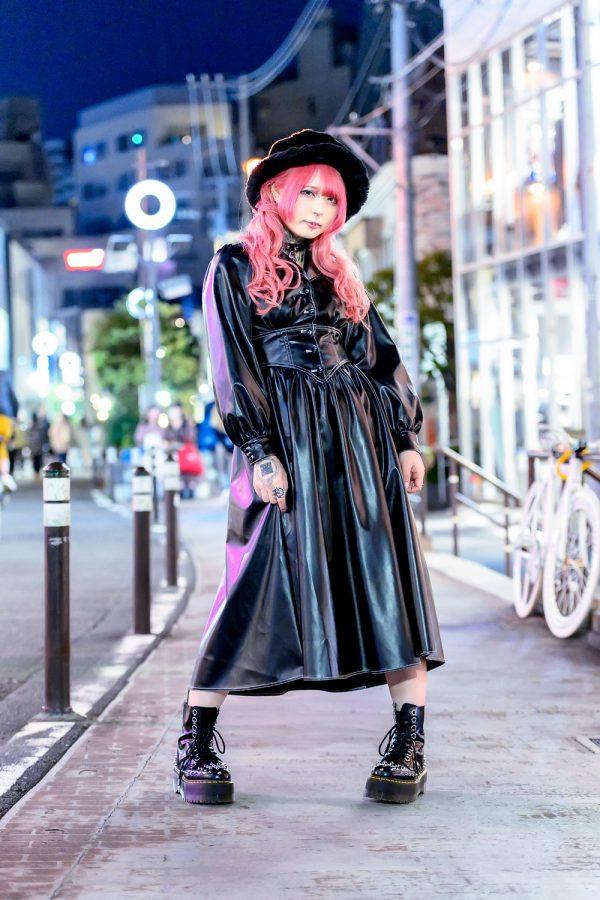 Harajuku Street Style With Gucci & RNA