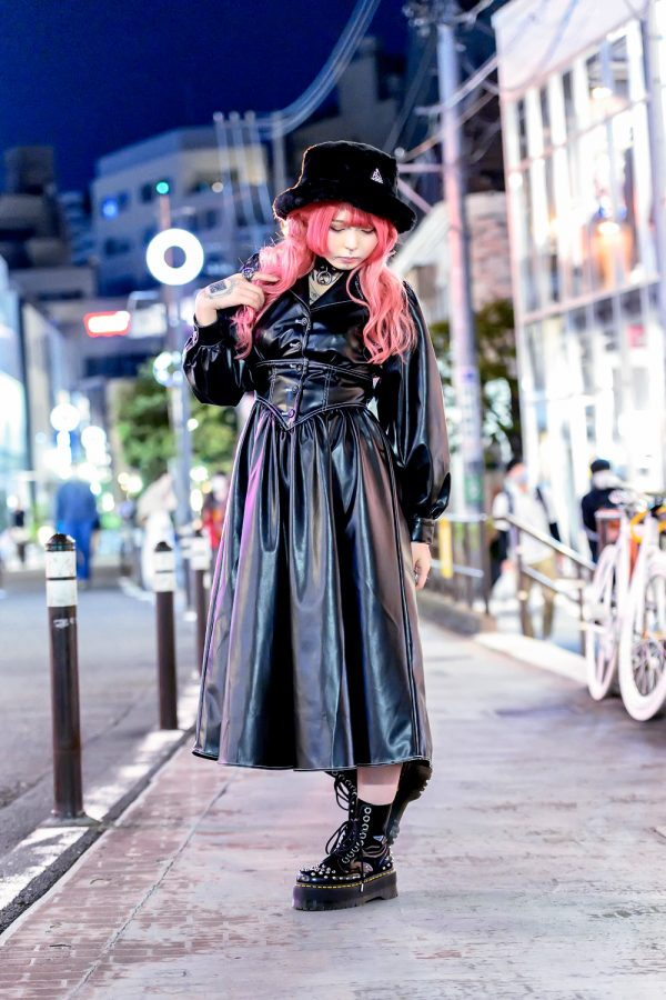 Cat Street in Harajuku Fashion Snap Photo