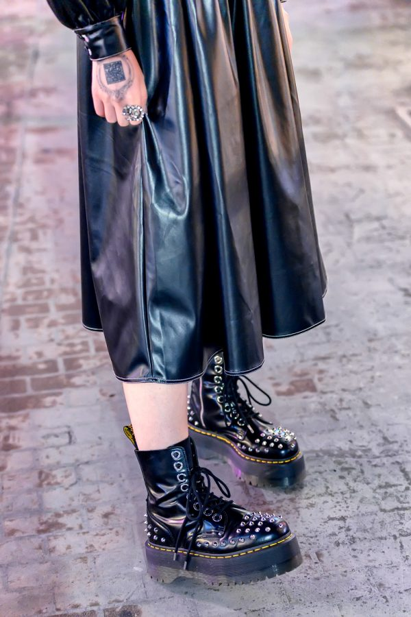 Dr. Martens Spiked Boots