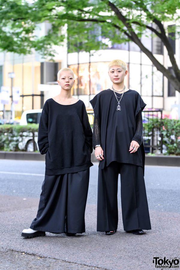 Oversized Minimalist Japanese Street Styles w/ Not Conventional Harajuku, Vintage Fashion, John Lawrence Sullivan & Toga