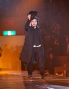 "Yohji Yamamoto ""The Men"" Runway Show in Tokyo"