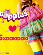 Popples x 6%DOKIDOKI Fashion & Exhibition