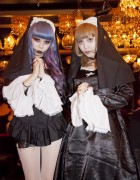 AvantGarde Harajuku Halloween & 1st Anniversary Party Pictures
