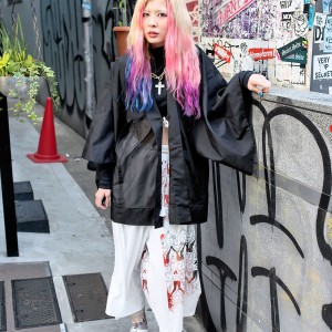Top 10 Japanese Street Fashion Trends – Summer 2014