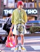 Balmung x Hiroki Kataoka Sneakers, Tamagotchi & Mercibeaucoup in Harajuku