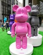 Bearbrick Garden at Parco Shibuya – Huge Toys Invade Tokyo!