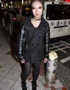 Lip Piercing, Braids & Vivienne Westwood in Shibuya