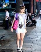 Harajuku Cute Style w/ Creamy Mami, Horse Shirt & 6%DOKIDOKI