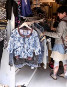 Acid Wash Jackets & Denim Shirts – Tokyo Spring Street Fashion Trends