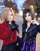 """The GazettE """"Live Tour12″ Fan Fashion Snaps in Tokyo"""