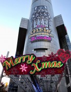 Girls' Generation (SNSD) Christmas at Shibuya 109 – Pictures & Video