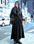 Harajuku Visual Kei Style w/ Black Peace Now & h.NAOTO