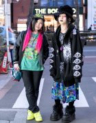Gothic Harajuku Designer & Japanese Artist w/ Dark Fashion & Handmade Accessories