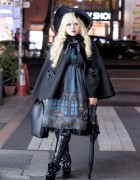Gothic Lolita in Harajuku w/ Alice and the Pirates & Metamorphose temps de fille