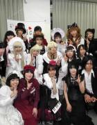 Lolita, Gothic, & Punk Fashion Show & Talk Event in Tokyo – March 4, 2012