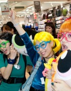 "American Apparel Shibuya ""Boo Night"" Halloween Party Pictures"