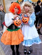 Shibuya & Harajuku Halloween Street Snaps